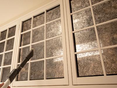 確実な換気が可能。だからいつも家中の空気が新鮮。