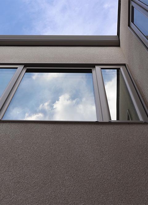 高気密高断熱住宅の断熱窓サッシ